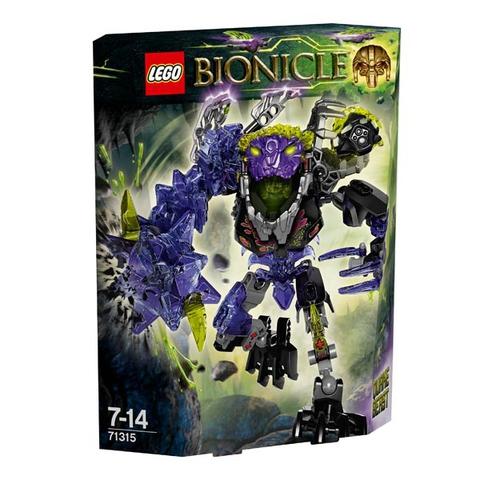 LEGO Bionicle: Сокрушающее чудовище 71315 — Quake Beast — Лего Бионикл