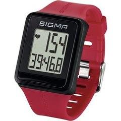 Пульсометр Sigma iD.Go 24530 красные 3 функции