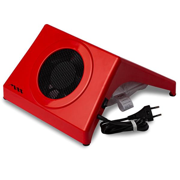 Купить Настольная вытяжка для маникюра MAX Storm 4 Красный (32Вт max), без подушки