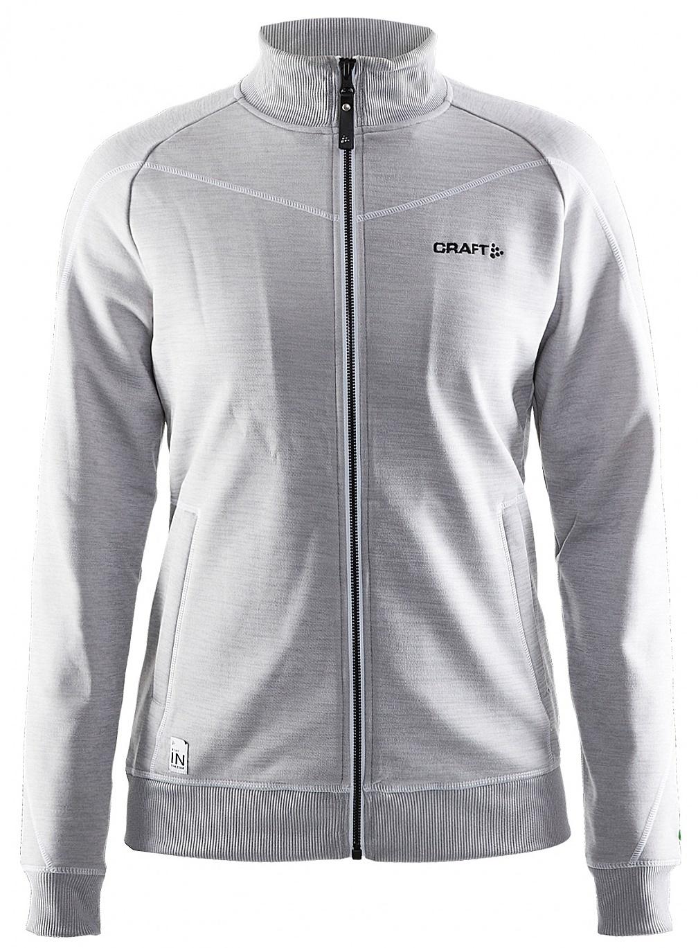 Куртка флисовая женская Craft In the Zone (1902637-3950) серый