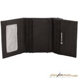 Бумажник Victorinox Lifestyle 4.0 нейлон чёрный (31172401)