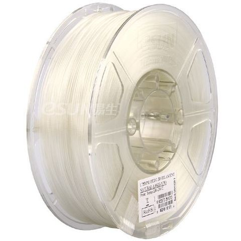 PETG-пластик ESUN 1.75 мм 1кг., натуральный (PETG175N1)