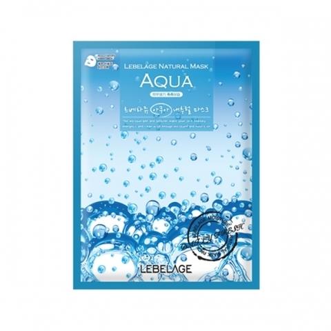 Маска LEBELAGE Aqua Natural Mask 1 шт.