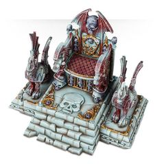Magewrath Throne