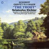 Sviatoslav Richter / Schubert: Quintet In A Major - The Trout (LP)