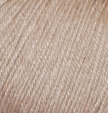 Пряжа Alize Baby Wool беж 167