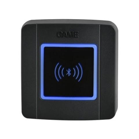 SELB1SDG1 - Считыватель накладной Bluetooth с синей подсветкой для 15 пользователей, цвет по RAL 7024 Came