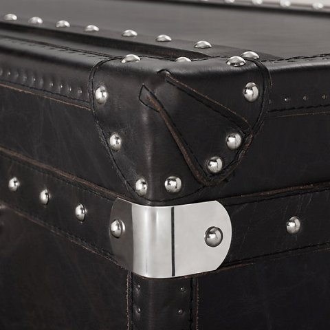 Комод Restoration Hardware Ампель черный