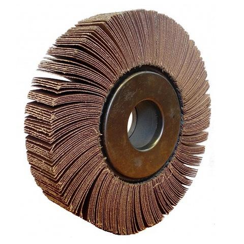 Круг радиальный лепестковый 150х30х32  Р 60(25) (Луга)