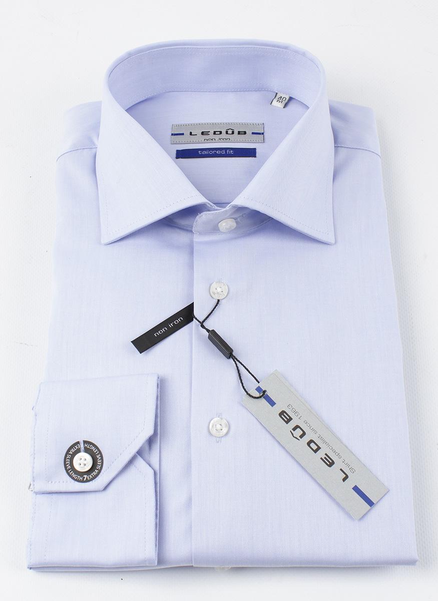 Рубашка Ledub tailored fit 0690168-120-000-000-TF-BlueB