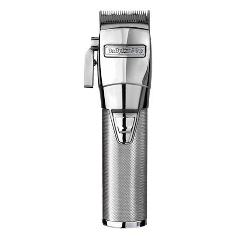 Машинка для стрижки волос Babyliss ChromFX EDM Technology Стальная
