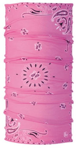 Многофункциональная бандана-труба Buff Kash Pink