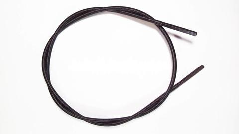 Вал гибкий для триммера, диаметр 6мм, хвостовик квадрат 5.1X5.1мм, длина 62.5см с переходником