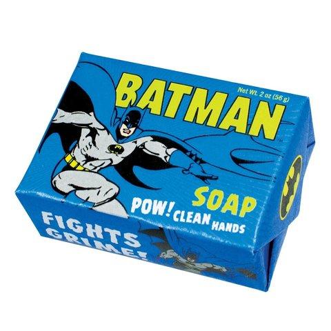 Мыло Бэтмен