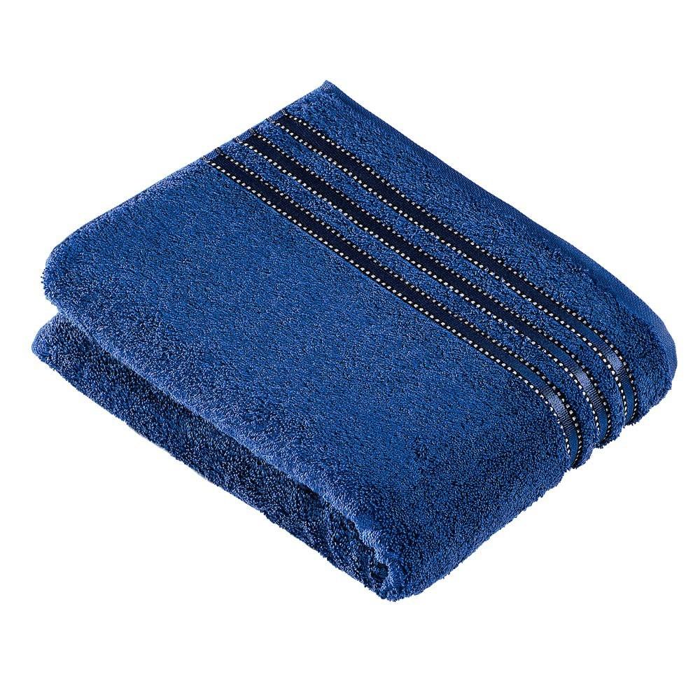 Полотенца Полотенце 100х150 Vossen Cult de Luxe deep blue elitnoe-polotentse-cult-de-lux-siniy-ot-vossen.jpeg