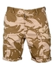 "Camo ""DPM Desert"" military shorts"