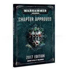 Chapter Approved 2017