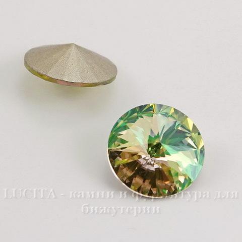 1122 Rivoli Ювелирные стразы Сваровски Crystal Luminous Green (14 мм) (large_import_files_70_7068cc12583211e39933001e676f3543_c9d4147af5554f808e58a9d5fdb690e3)
