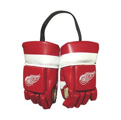 Сувенирные перчатки SIDELINES NHL Detroit Red Wings Mini Gloves
