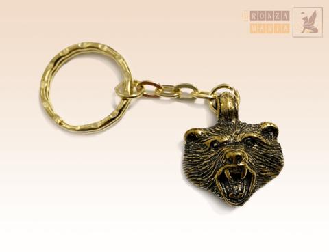 брелок Медведь