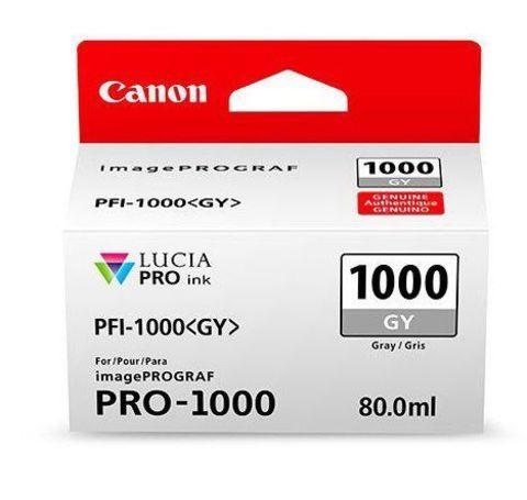 Картридж Canon PFI-1000 PGY фото серый (0553C001)