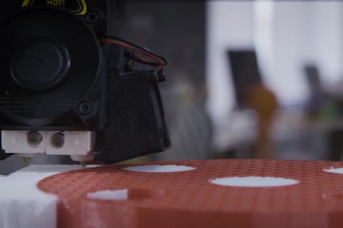 3D-принтер Raise3D Pro 2