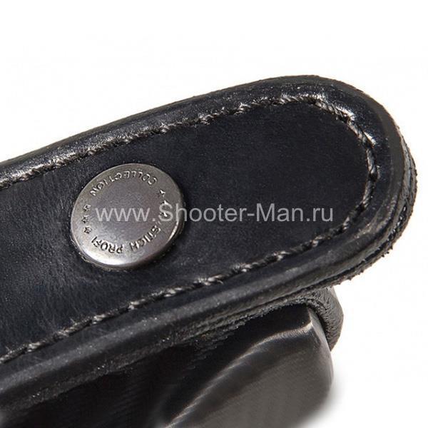 Кобура на пистолет ТТ для водителей ТРАССА ( модель № 9 ) Стич Профи