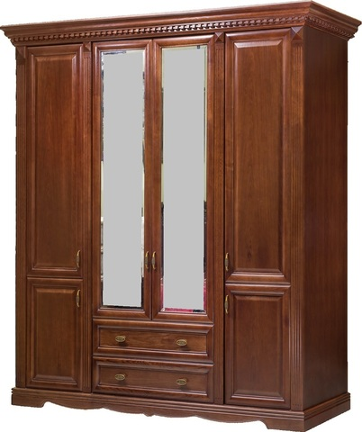 Шкаф 4 дв. Афина