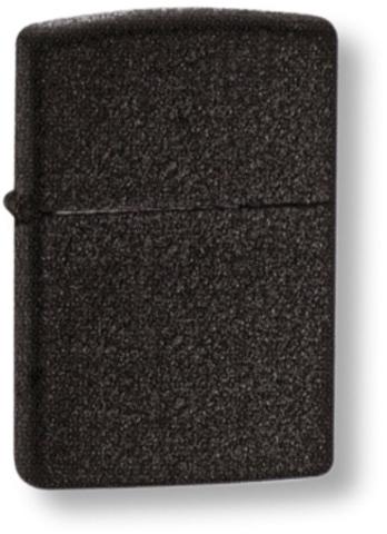 Зажгалка Black Crackle Zippo 236