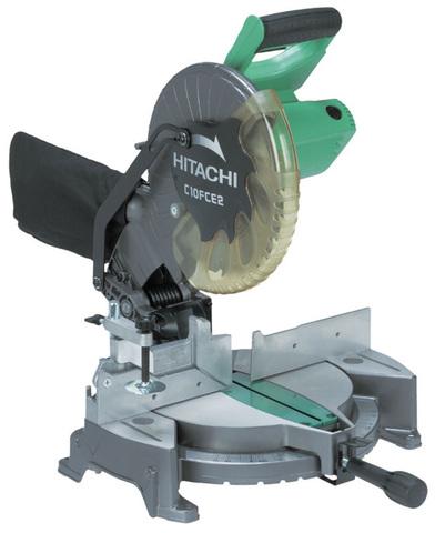 Торцовочная пила Hitachi C10FCE2