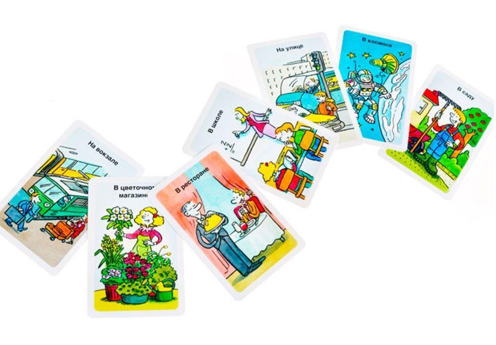 Настольная игра Тик Так Бумм для детей. Издание 2016