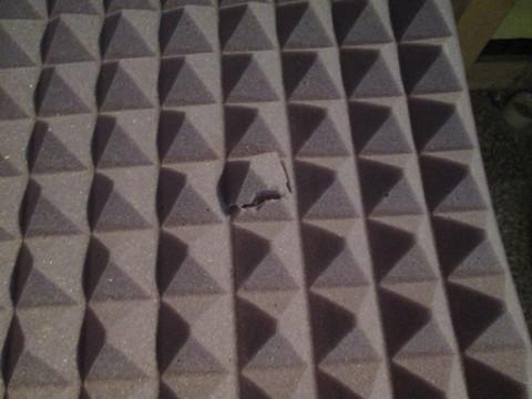 Акустический поролон Echoton Piramida 30