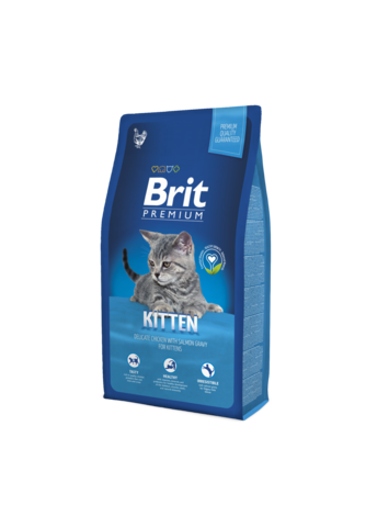 Brit Premium Cat Kitten   (д/котят 1-12 мес)
