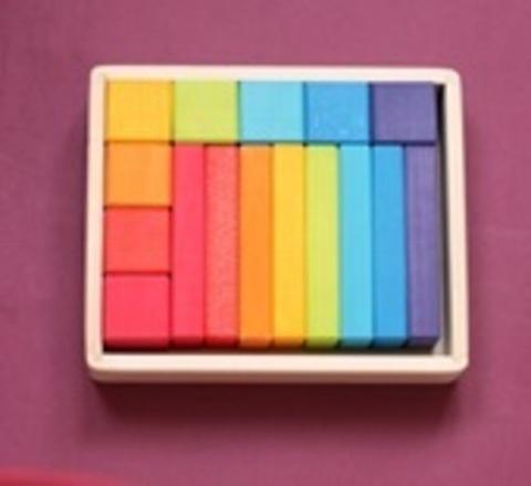 Набор Кубики+Кирпичики