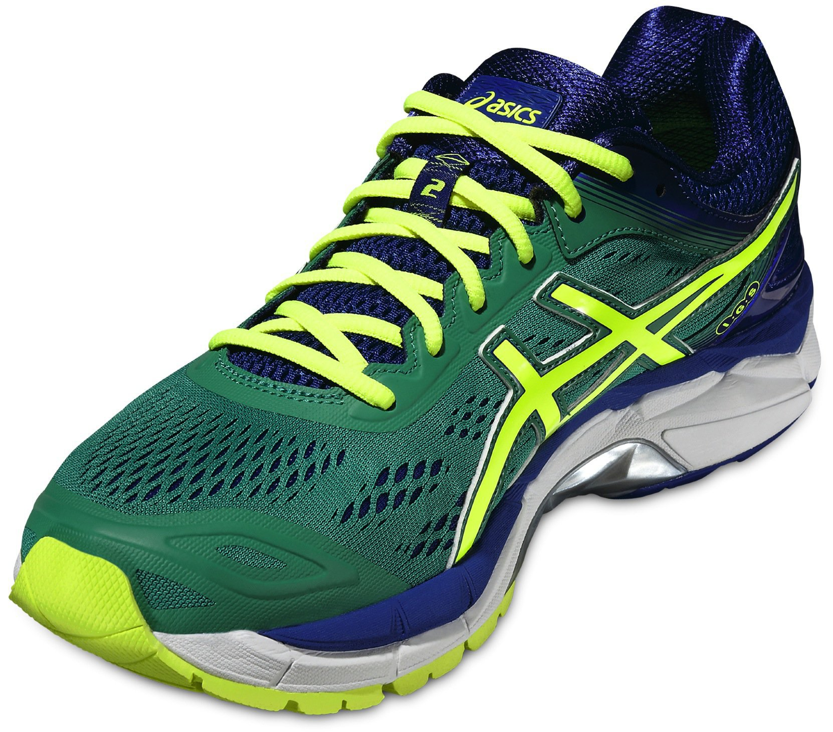 Мужская беговая обувь Asics Gel-Pursue 2 (T5D0N 8807) фото