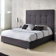 Кровать Dupen (Дюпен) 638 PATRICIA GREY