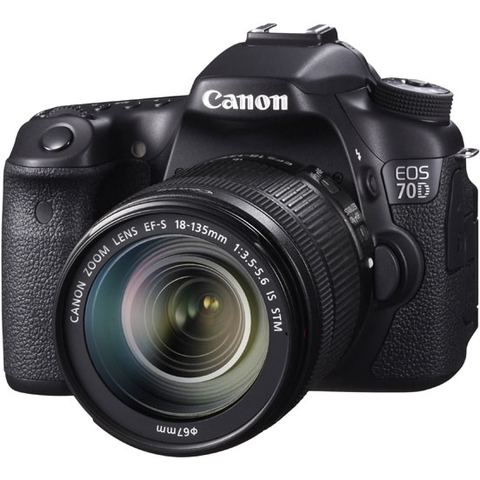 Canon EOS 70D Kit 18-55 DC III