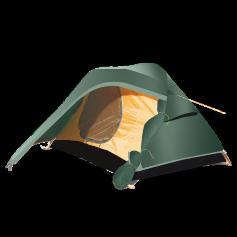 Палатка BTrace Micro (зеленый)