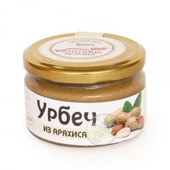 Урбеч из арахиса, 200 гр. (Житница здоровья)
