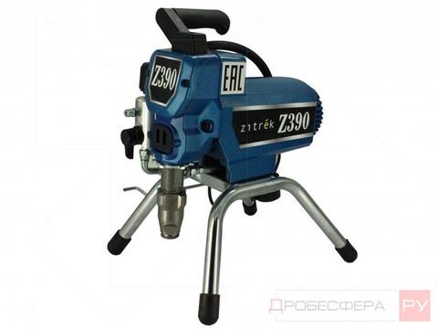 Безвоздушный окрасочный аппарат Zitrek Z390