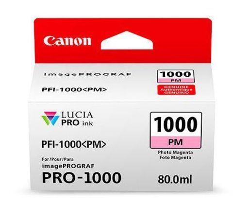 Картридж Canon PFI-1000 PM фото пурпурный (0551C001)