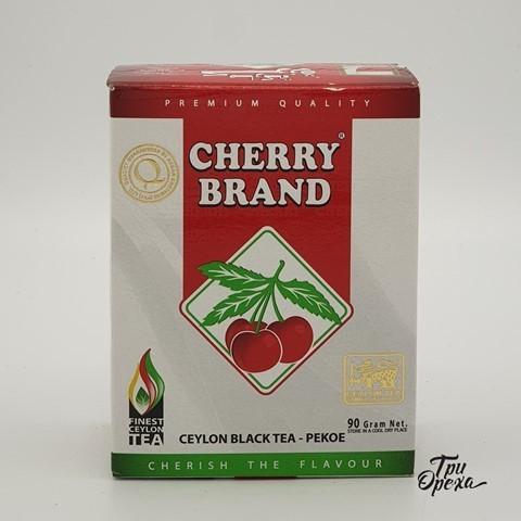 Чай черный цейлон CHERRY BRAND, 90 гр