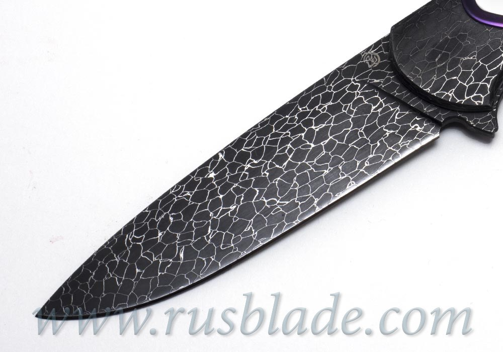 Cheburkov Scout Pearl Damascus 2018 One Off