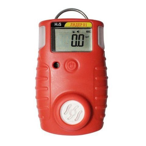 Газоанализатор портативный ЛИДЕР 01 (контроль одного газа: CO, H2S, O2)