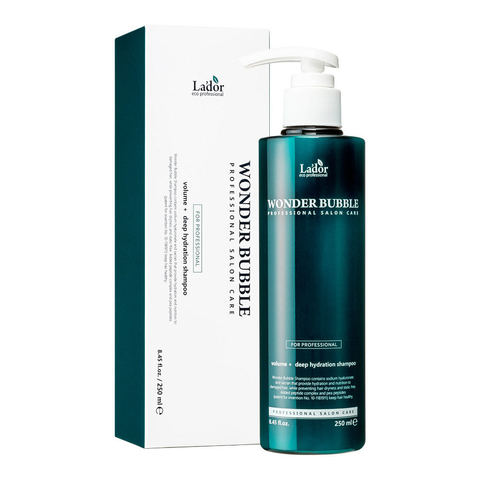 Lador WONDER Шампунь для волос wonder bubble shampoo 250 мл