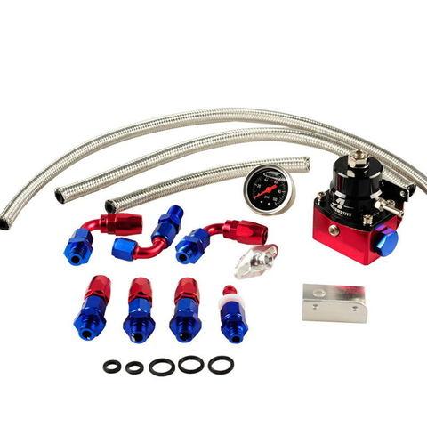 Регулятор давления топлива AEM A1000 с фитингами