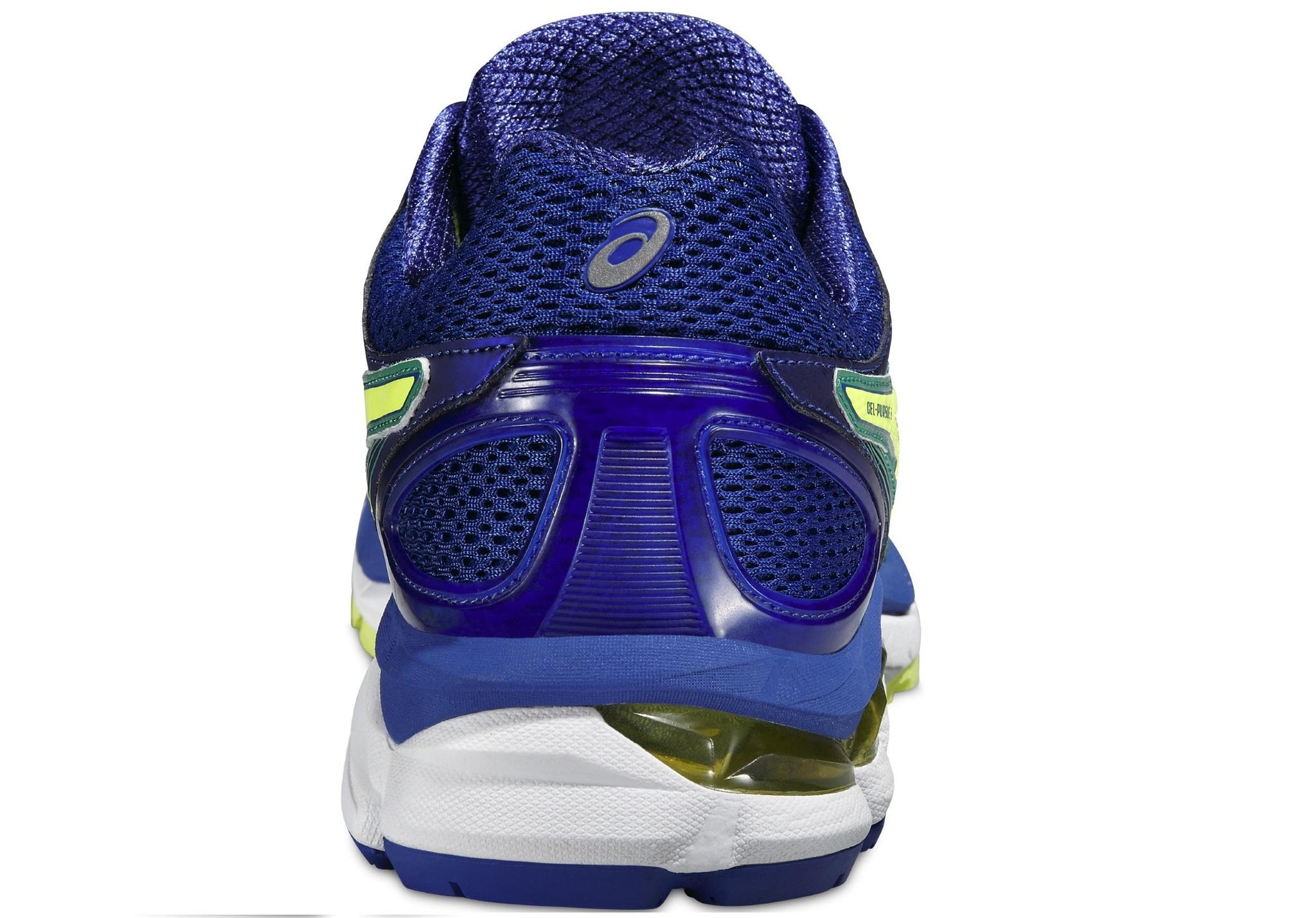 Мужские беговые кроссовки Asics Gel-Pursue 2 (T5D0N 8807) фото