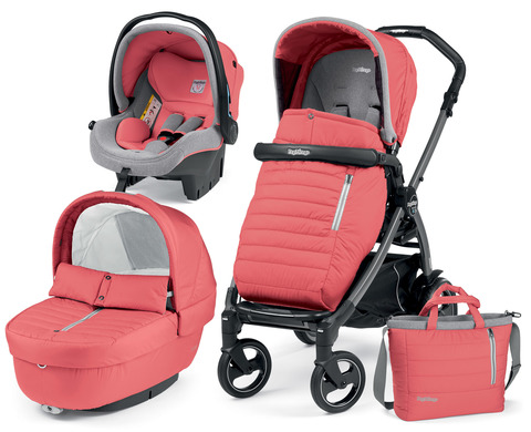 Коляска 3 в 1 Peg-Perego Book Plus Breeze Modular