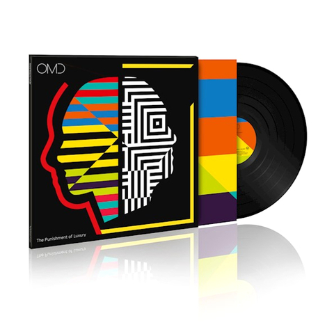 Orchestral Manoeuvres In The Dark / The Punishment Of Luxury (LP)