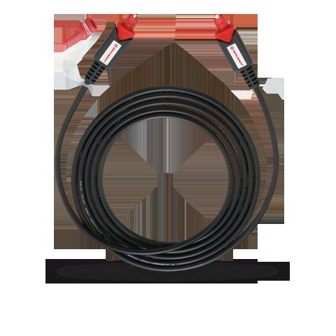 Oehlbach Red Opto Star 0.5m, кабель оптический